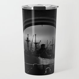 The SS Jeremiah O'Brien Travel Mug
