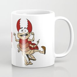 Luna the tick Coffee Mug