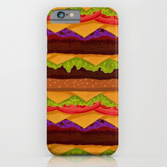 Infinite Burger iPhone & iPod Case
