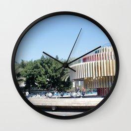 Tel Aviv photo - Dizengoff Square Wall Clock