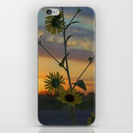 Life in the Sunflower State iPhone Skin