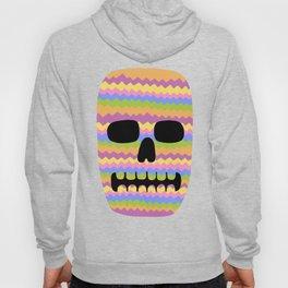 Zig-Zag Skull Hoody