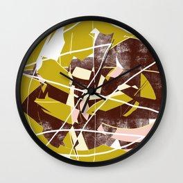 Forgive It Wall Clock