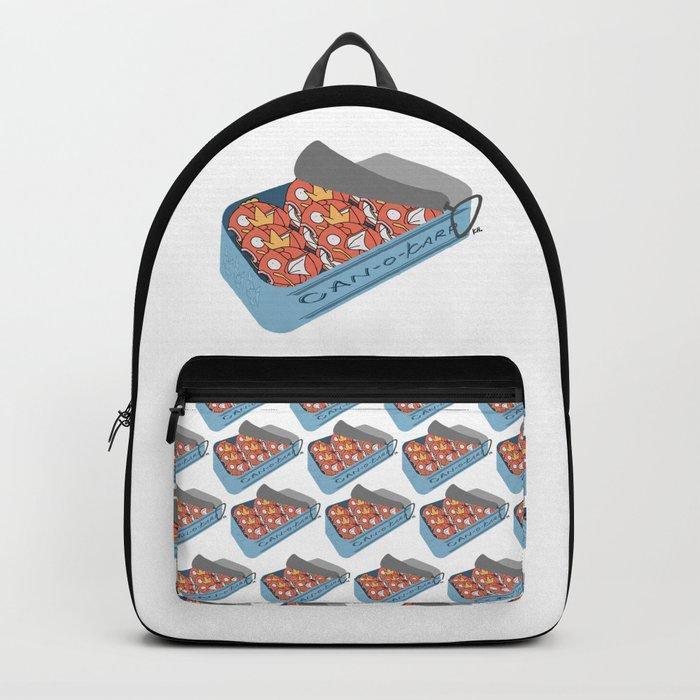 Can-O-Karp Backpack