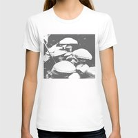 mushroom T-shirts featuring Mushroom by Nick Strother