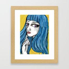 The BellaDonna Of Sadness Framed Art Print