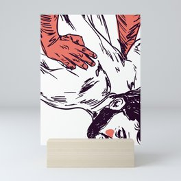 Domination Mini Art Print