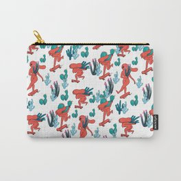 Picking cactus Carry-All Pouch