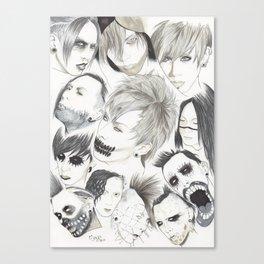 Tomo (1) Canvas Print