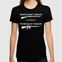 Pro Gun Rights Second Amendment Shirt T-shirt