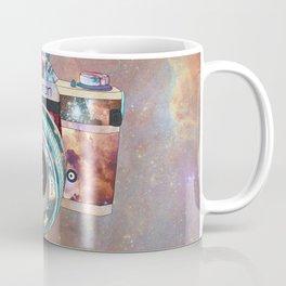 SPACE CAN0N Coffee Mug