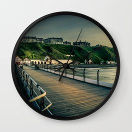 That View Wall Clock
