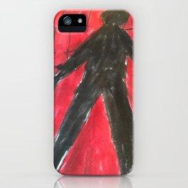The Monster (Prisoner) iPhone Case