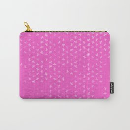capricorn zodiac sign pattern mag Carry-All Pouch