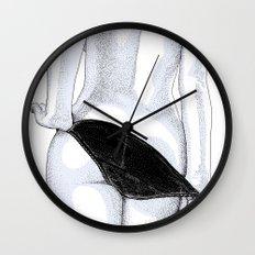 Night Bird Wall Clock