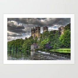 Durham Cathedral Art Print