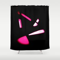 lab Shower Curtains featuring Lab by Gigo