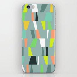 Modern Geometric 41 iPhone Skin