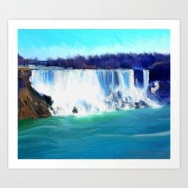 waters Art Print