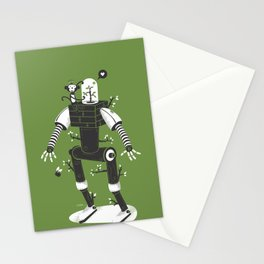 La herbe ex machina Stationery Cards
