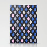 polka dots Stationery Cards featuring Polka Dots  by MyLove4Art
