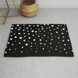 made of stars Rug