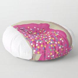 Nom Floor Pillow