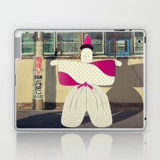 postcard from japan: kyoto#1 Laptop & iPad Skin