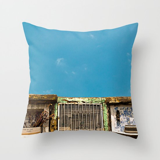 Rest in Peace#1 Throw Pillow