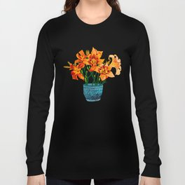 Lily Blossom Long Sleeve T-shirt