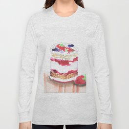 Yummy breakfast Long Sleeve T-shirt