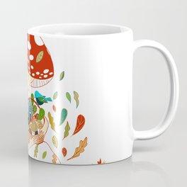 Autumn Women Coffee Mug