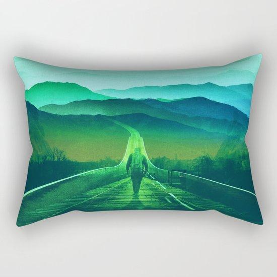 Proof of Existence Rectangular Pillow
