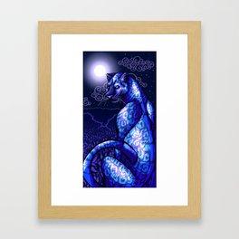 Ayahuasca Framed Art Print