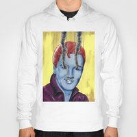 elvis Hoodies featuring Elvis by FAMOUS WHEN DEAD