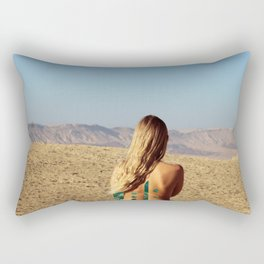 Desert #2 Rectangular Pillow