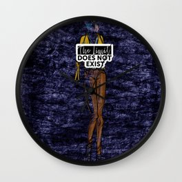 Limit does not Exist Wall Clock