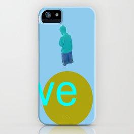 Aa iPhone Case