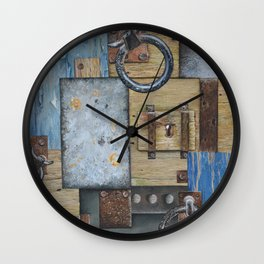The Way Out Wall Clock