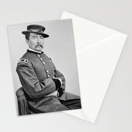 General Philip Sheridan - Union Civil War Stationery Cards