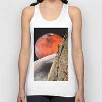 explore Tank Tops featuring Explore by Djuno Tomsni