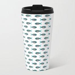 fishy Metal Travel Mug