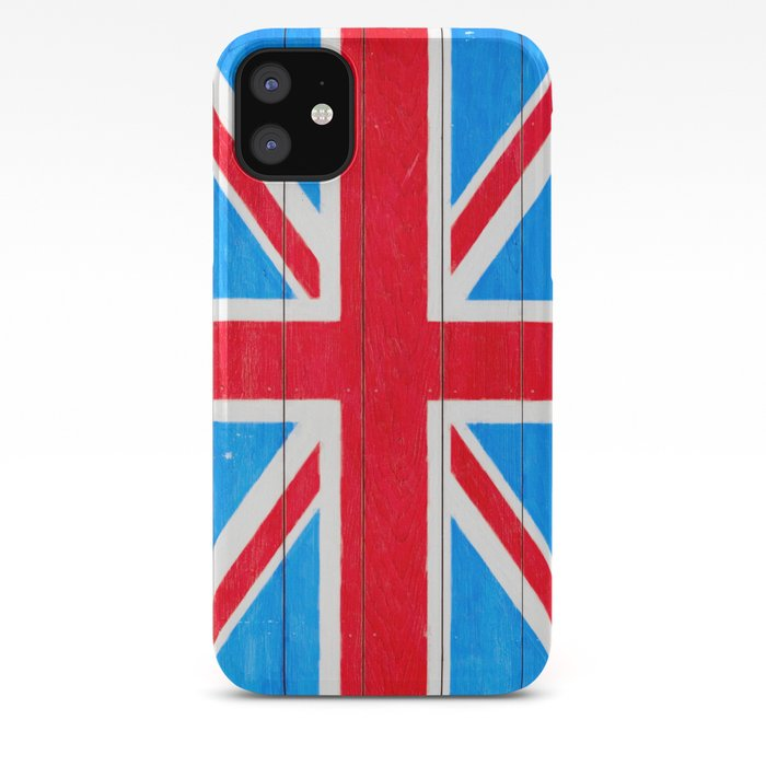 British Union Jack Flag 5 iphone case
