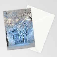 Another winter wonderland Stationery Cards