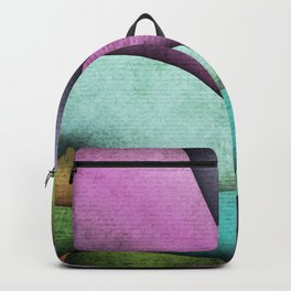 Abstract Surrealism Texture 8 Backpack