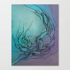 Abstract fantasy Canvas Print