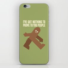 Surefooted iPhone Skin