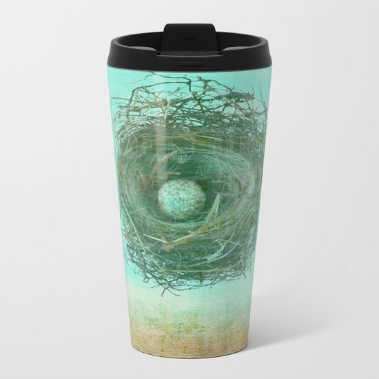 The Nest Metal Travel Mug