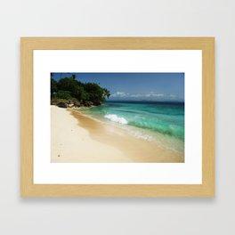 Samaná Framed Art Print