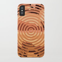 TOPOGRAPHY 2017-000 iPhone Case